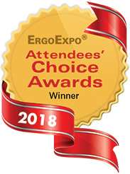 ErgoExpo 2018 Attendees Choice Award