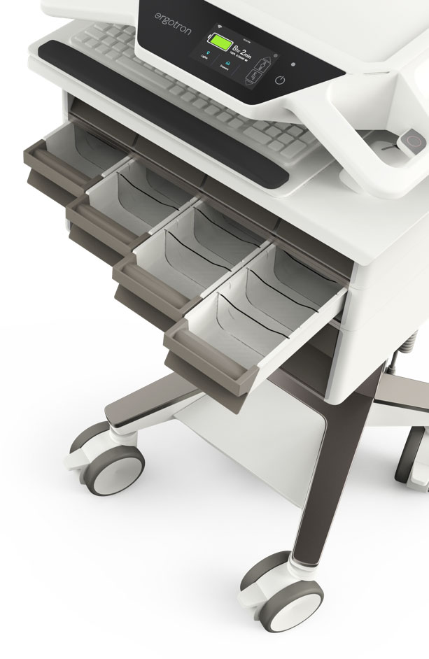 CareFit Pro Drawers