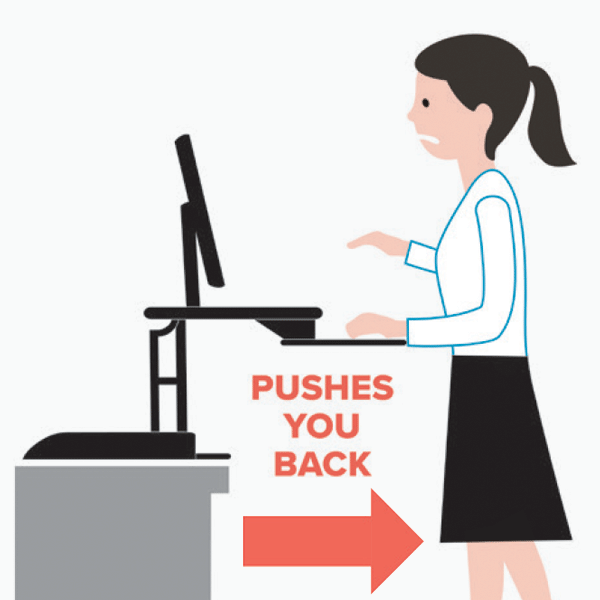 Varidesk Pro Illustration