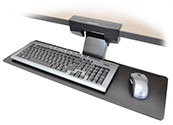 Neo-Flex Underdesk Keyboard Arm