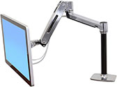 LX HD Sit-Stand Desk Mount