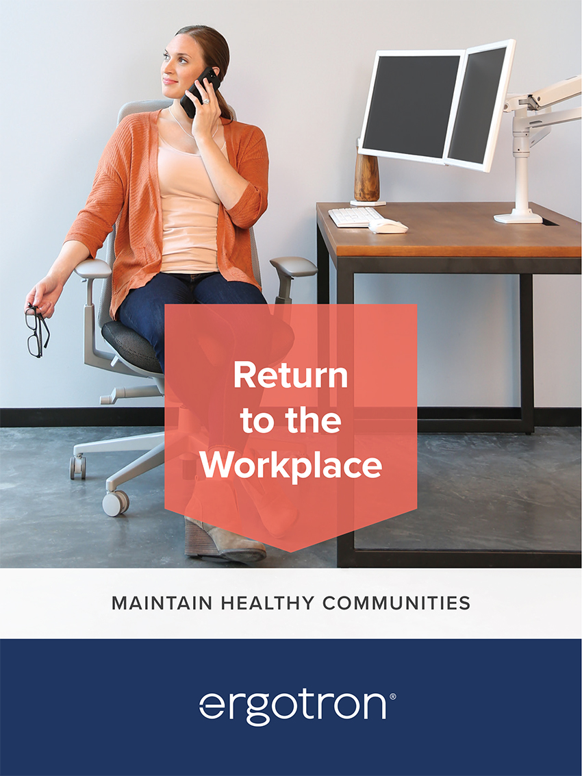 Return to the Workplace Brochure Graphic