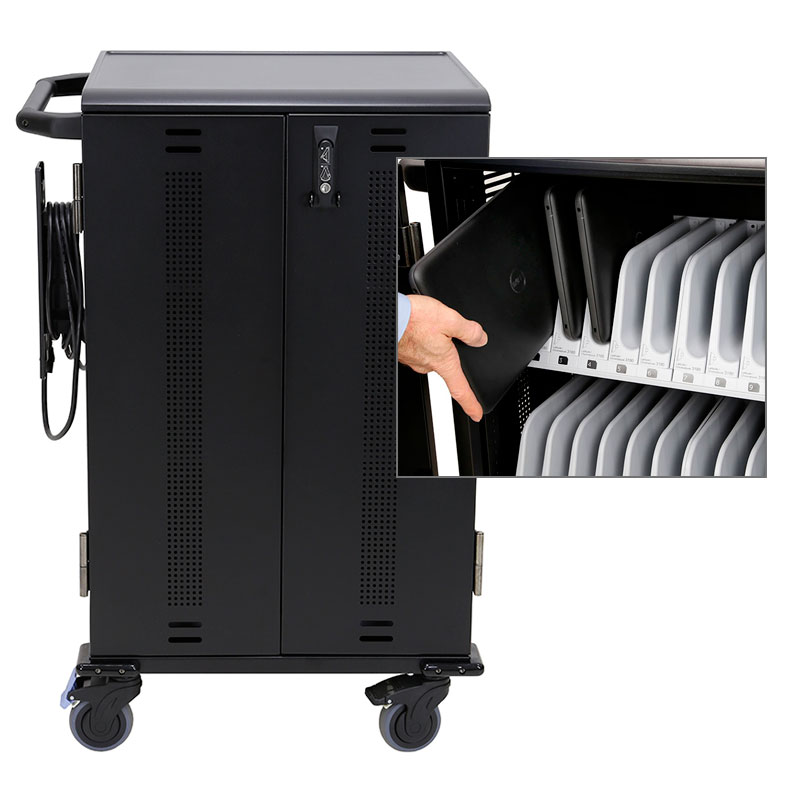 Dell Charging Cart
