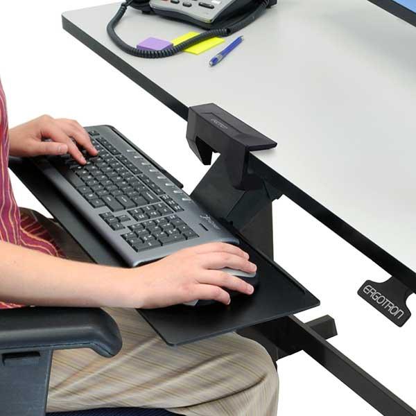 Standing Desks Desk Mounts And Charging Carts Ergotron
