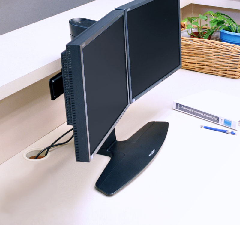 Multi-Monitor Desk Stands