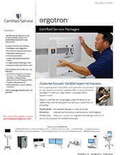 Introduction to Ergotron Services