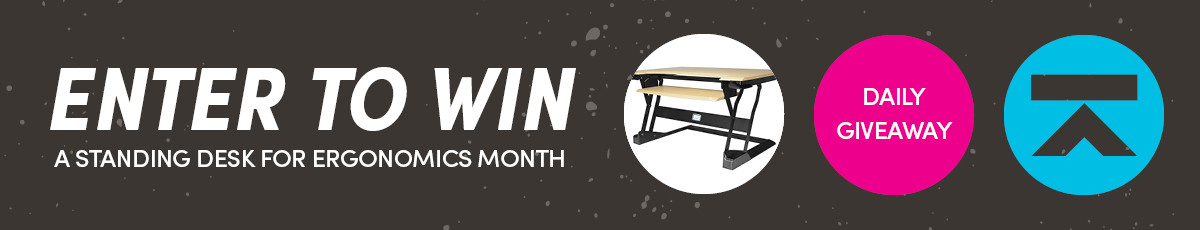 Enter to Win a Lift35 Desk