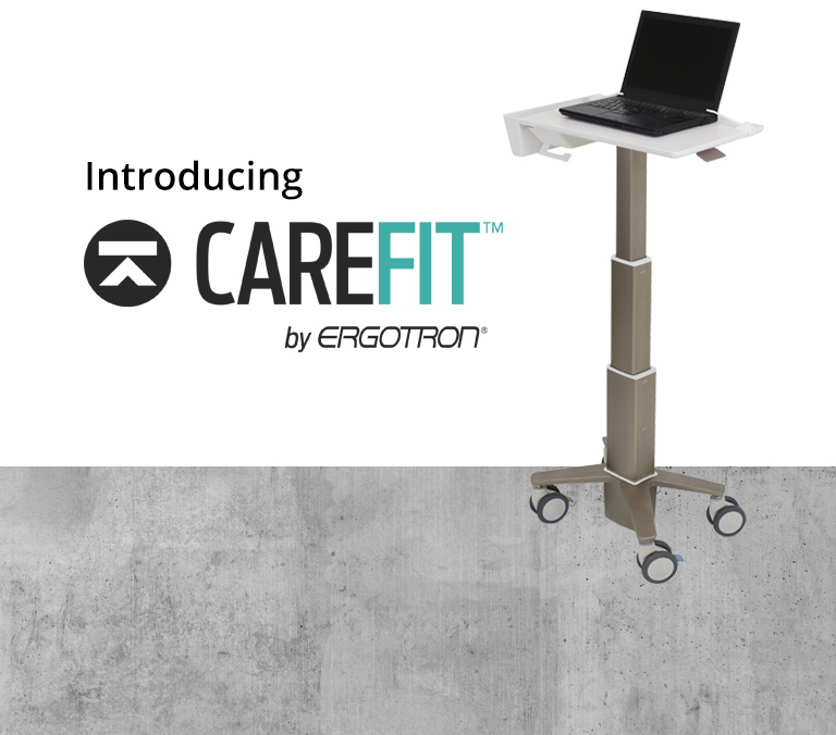 CareFit medical carts