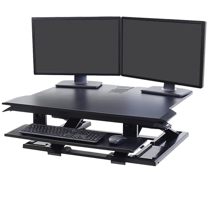 WorkFit-TX Ergonomic Standing Desk