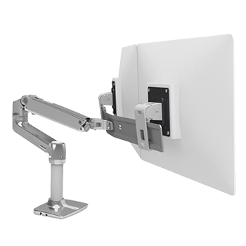 LX Desk Mount Dual Direct Arm