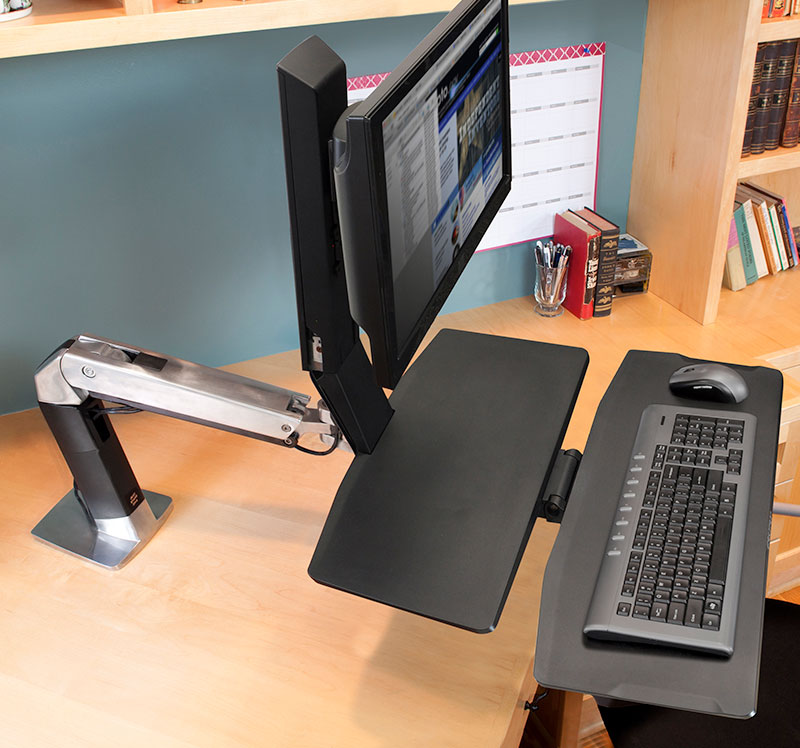 Arm Sit-Stand Desk Converters